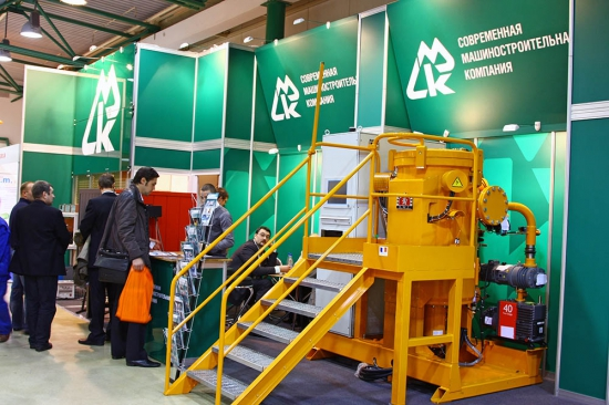 СМК - Современная машиностроительная компания, Россия, Москва