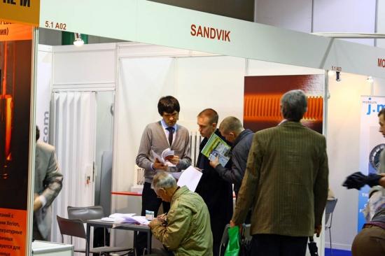 Сандвик Нагревательные Технологии, Россия, Москва