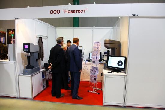 Новатест, Россия, МО. Химки, измерительные системы