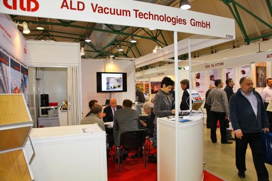ALD, Германия, вакуумные технологии