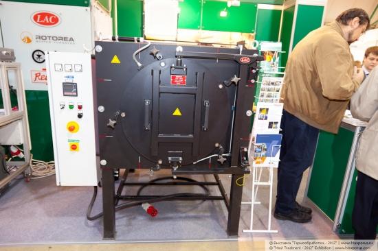 Современная машиностроительная компания, промышленные печи, установки индукционного нагрева