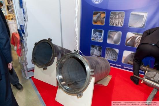 Cтенд Воткинский завод термического оборудования - производство загрузочной оснастки и запасных частей