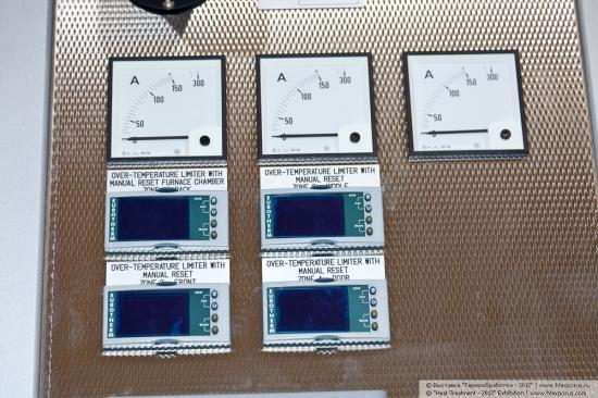 Cтенд компании Финвал - термическое оборудование