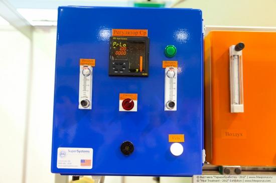 Cтенд компании Накал - производствотермического оборудования, представители AFC-Holcroft и Super Systems Inc.