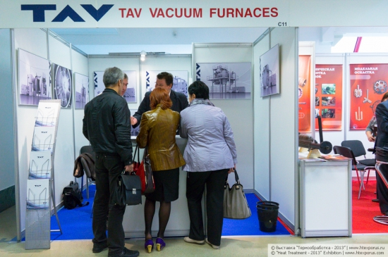 TAV SpA - Tecnologie Alto Vuoto, Италия, вакуумные печи