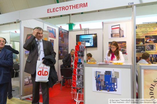 Electrotherm Eletrical & Metal Products Ltd., Израиль - проектирование и изготовление нагревательного оборудования
