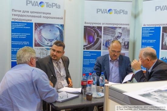 PVA TePla group, Германия, нагревательные системы