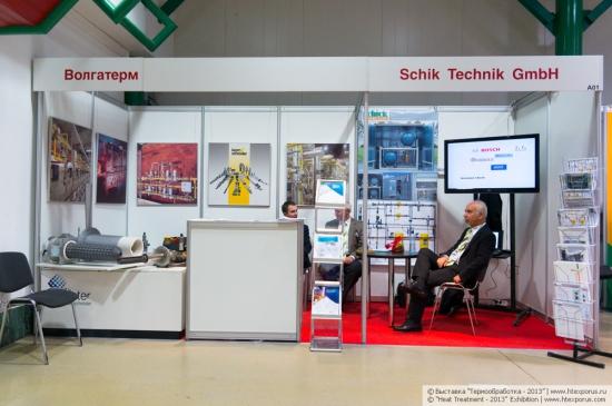 Schick GmbH, Германия, Системы снабжения аммиаком и двуокисью серы