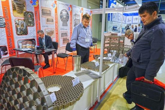 Талас-Сталь ТД, печное оборудование и жаропрочная оснастка (Россия)