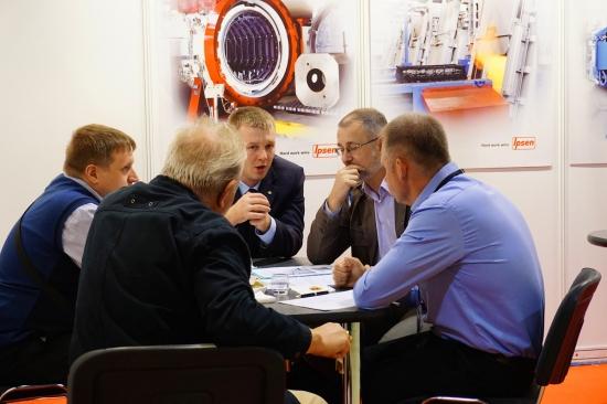 Ипсен, технологии для термической и химико-термической обработки металлов (Германия)