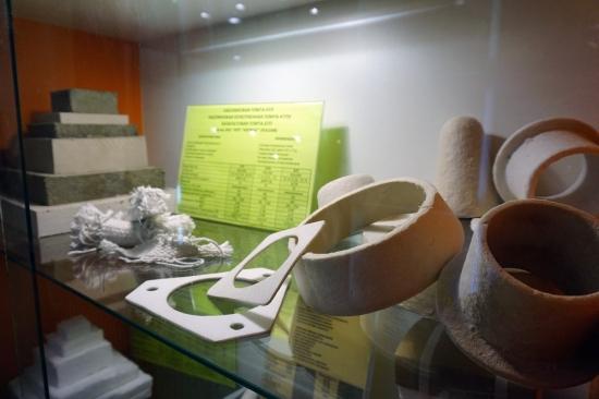 Изомат (в составе стенда Накал), теплоизоляционные материалы (Россия)
