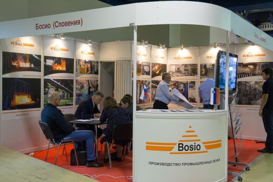 Bosio, нагревательные печи (Словения)