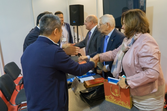 Заключение соглашения о сотрудничестве между РОМиТ и BRIMET