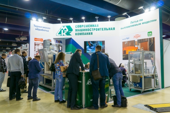 ЗАО СМК, представителm европейских производителей термического оборудования (Россия)