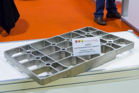 ТАЛАС-СТАЛЬ, жаропрочная оснастка для термических печей