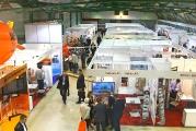 Выставка Термообработка - 2010: вид сверху