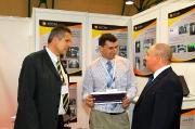 Формет, ECM technologies - вручение дипломов участникам выставки Термообработка-2011