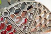Cтенд компании As Celik Сталелитейный и мехобрабатывающий завод. Высококачественные стали и сплавы