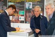 Cтенд компании Techno Info, вакуумные высокотемпературные печи, лабораторные системы