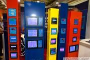 Cтенд компании Системы контроля - приборы под марками Термодат и Мерадат