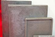Cтенд Гжельского завода Электроизолятор - огнеупорная оснастка из самосвязанного карбида кремния