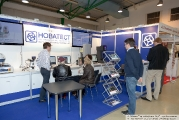 Cтенд компании Новатест - испытательное оборудование и измерительные системы