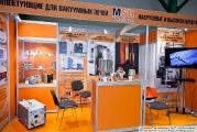 Cтенд компании MSH Techno - широкий спектр термического, вакуумного, аналитического и криогенного оборудования