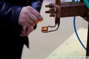 Cтенд завода преобразователей ТВЧ - оборудование для индукционного нагрева