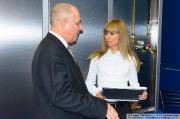 Вручение дипломов участникам выставки. Компания Финвал - термическое оборудование