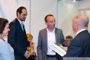 Вручение дипломов участникам выставки. Компания As Celik